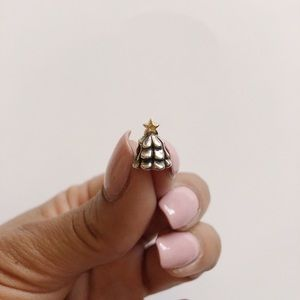 Pandora Christmas Tree Charm